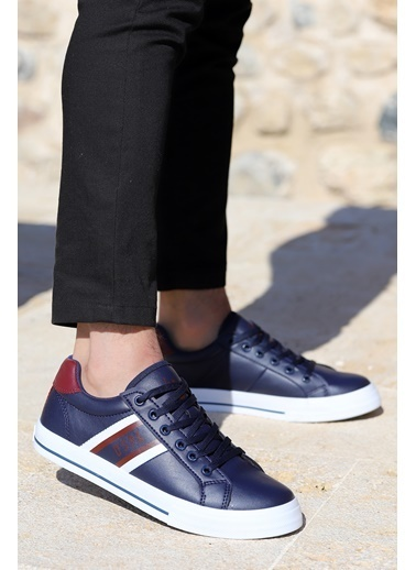 U.S. Polo Assn. Pure 1Fx Erkek Sneaker Lacivert